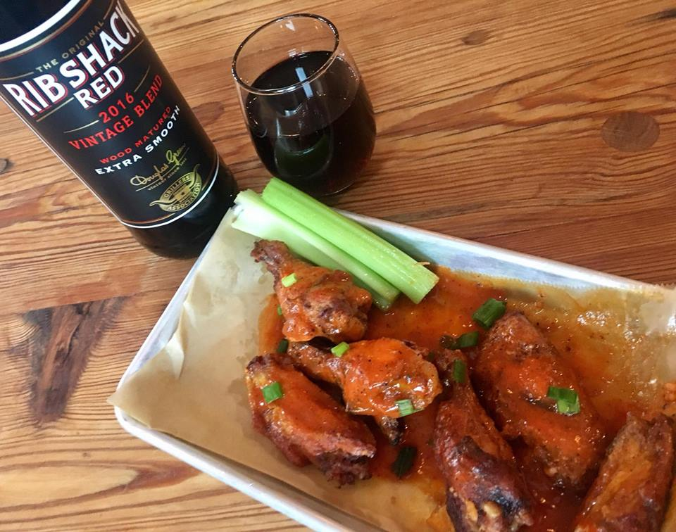Traditional Smoked Wings