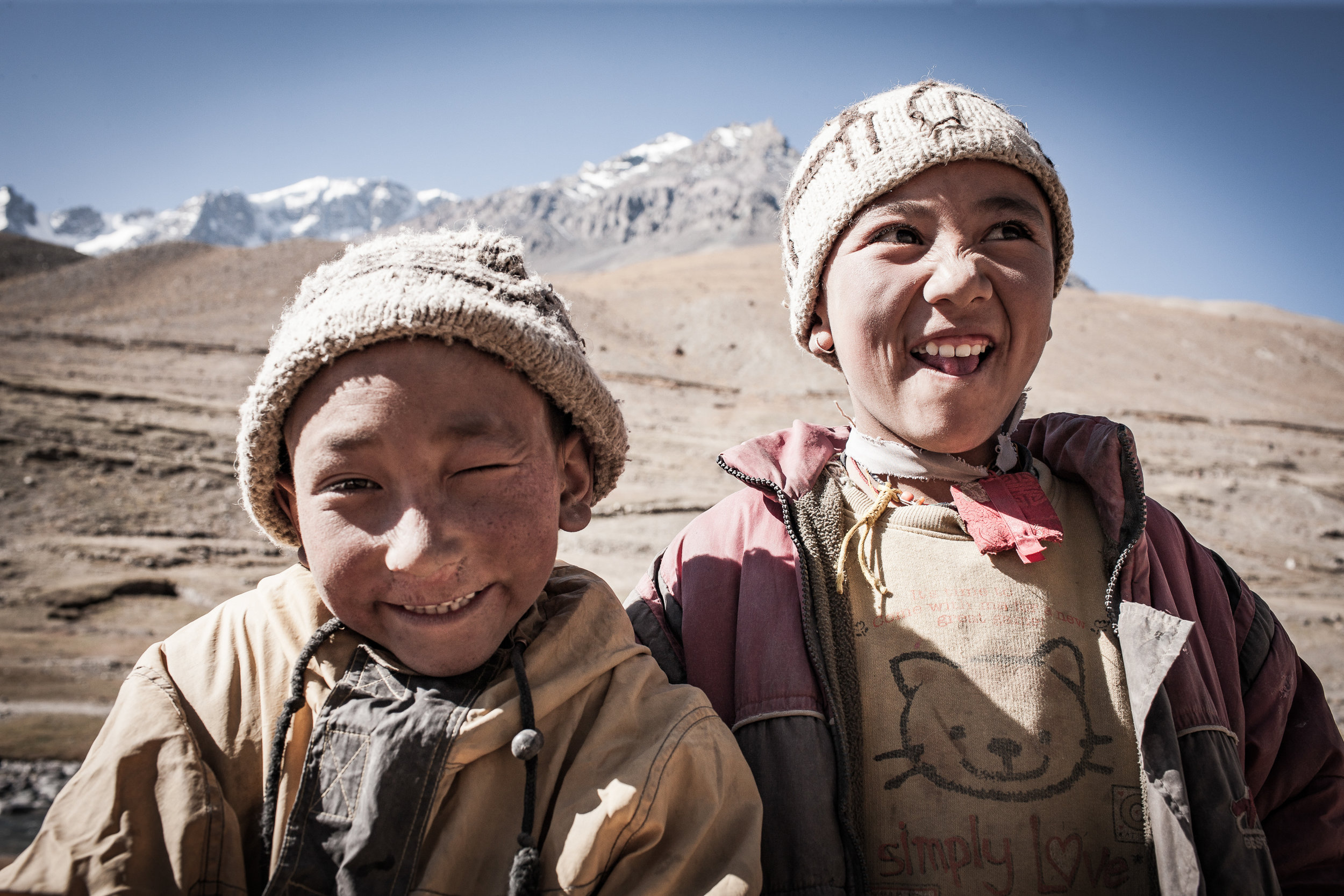 Gaudenz Danuser, Photoskar, Ladakh India