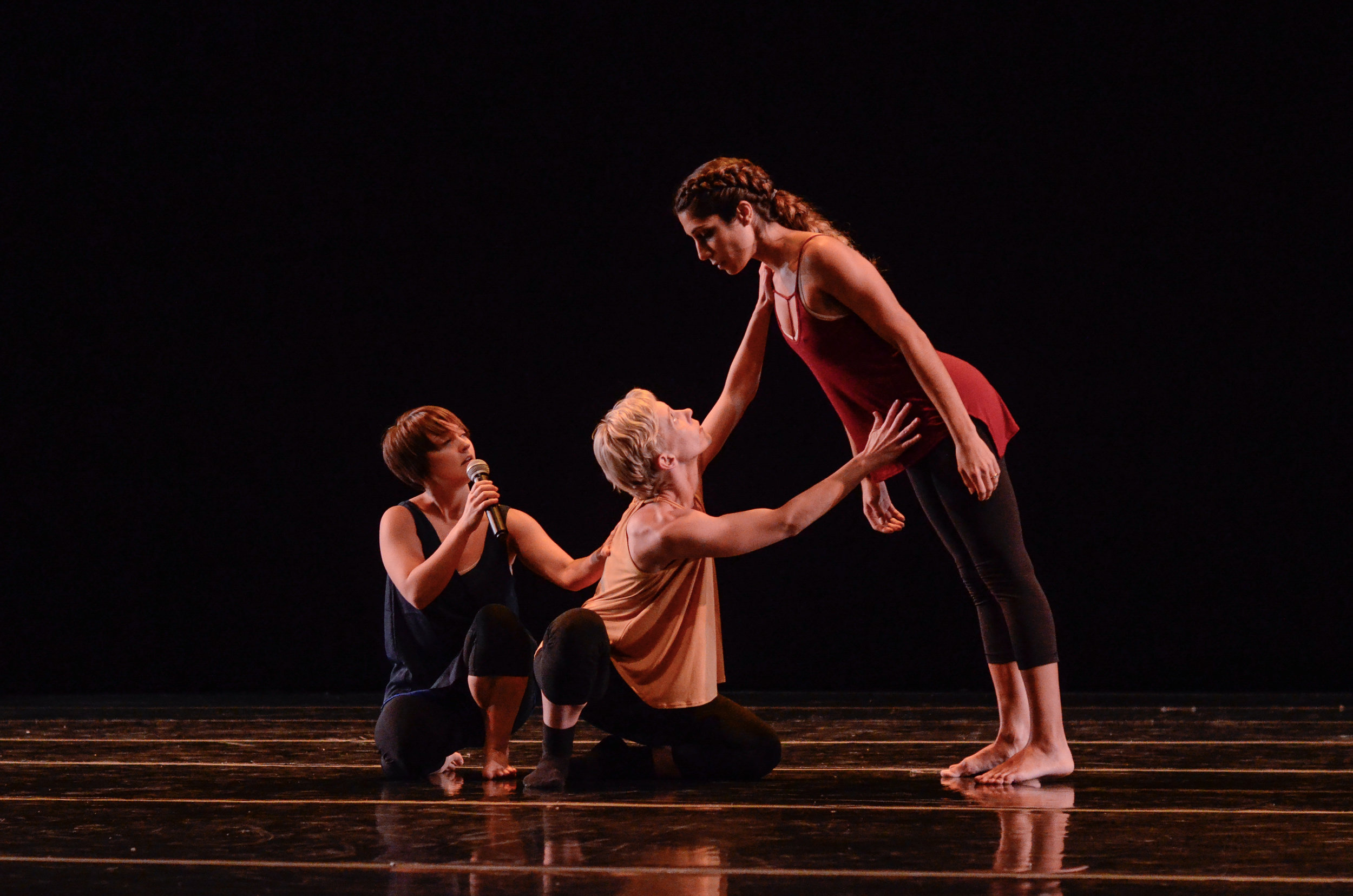 Mother Under - Best of Fest Award winning piece at the Exchange Choreography Festival 2016