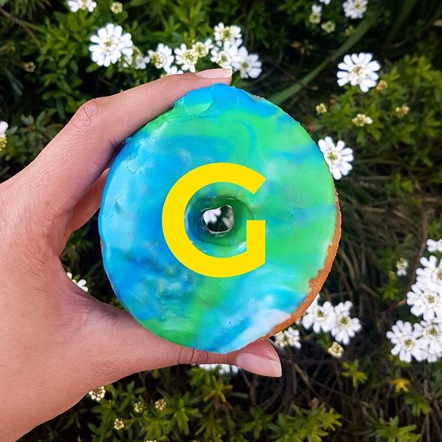 GLOBALL would like to wish you happy International Donut Day! The space around a GLOBALL is the universe. #internationaldonutday #shareadventure #coddiwomple