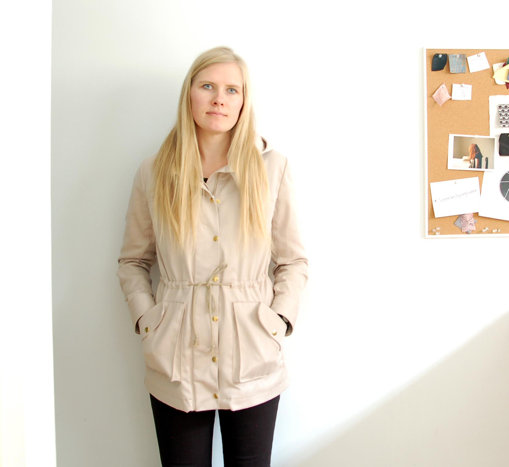 Kelly anorak www.studiocostura.com