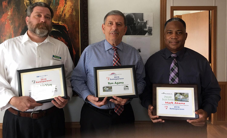 Greensburg Sales Awards