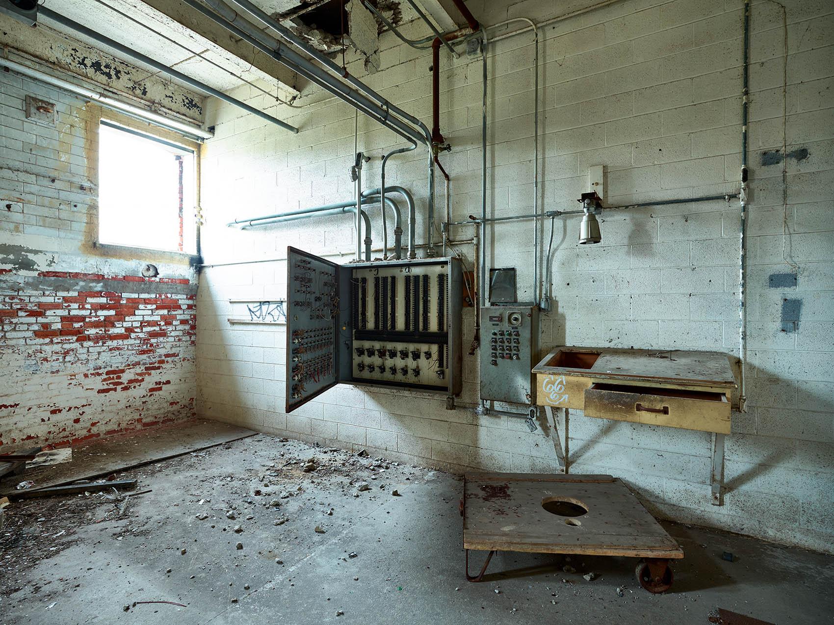 abandoned architecture silo city interior buffalo ny
