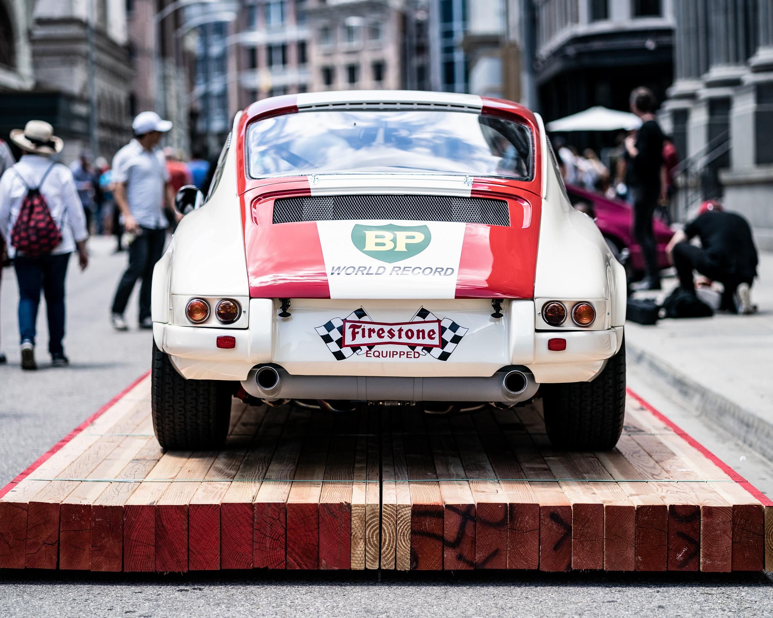 porsche race car luft 6