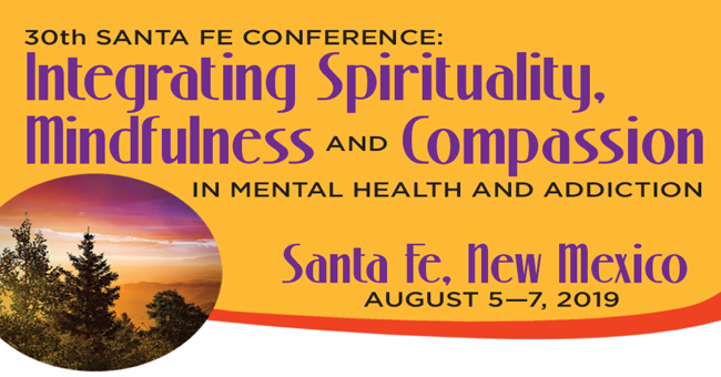 August 5-7, 2019: The 30th Santa Fe Conference - Integrating