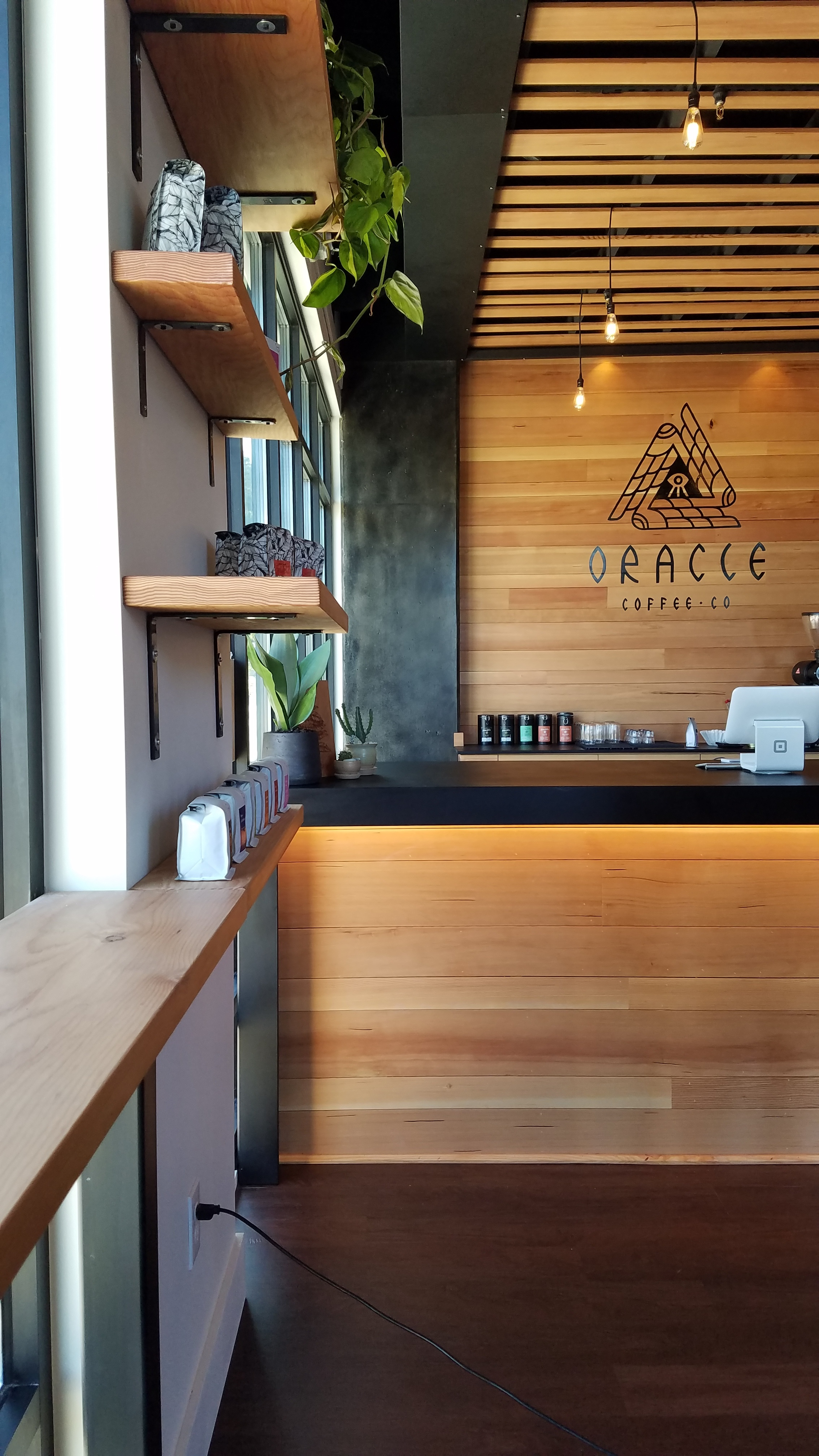 ORACLE COFFEE CO.