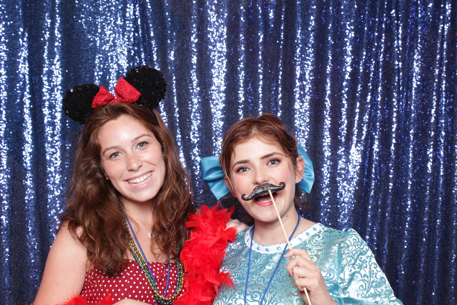 Miami, Ft. Laduerdale, Sarasota College Photo Booth Fun