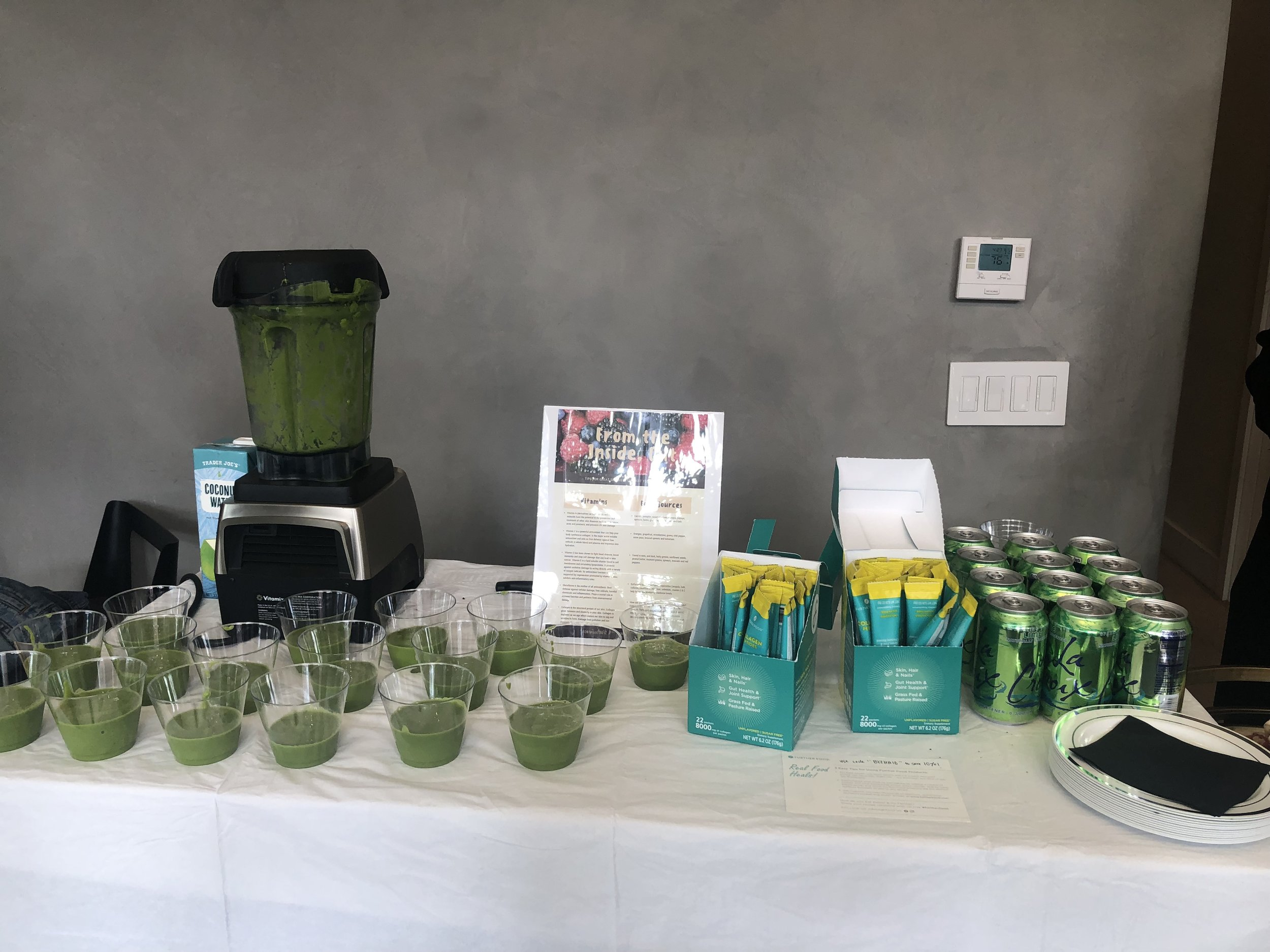 Skin health SF event