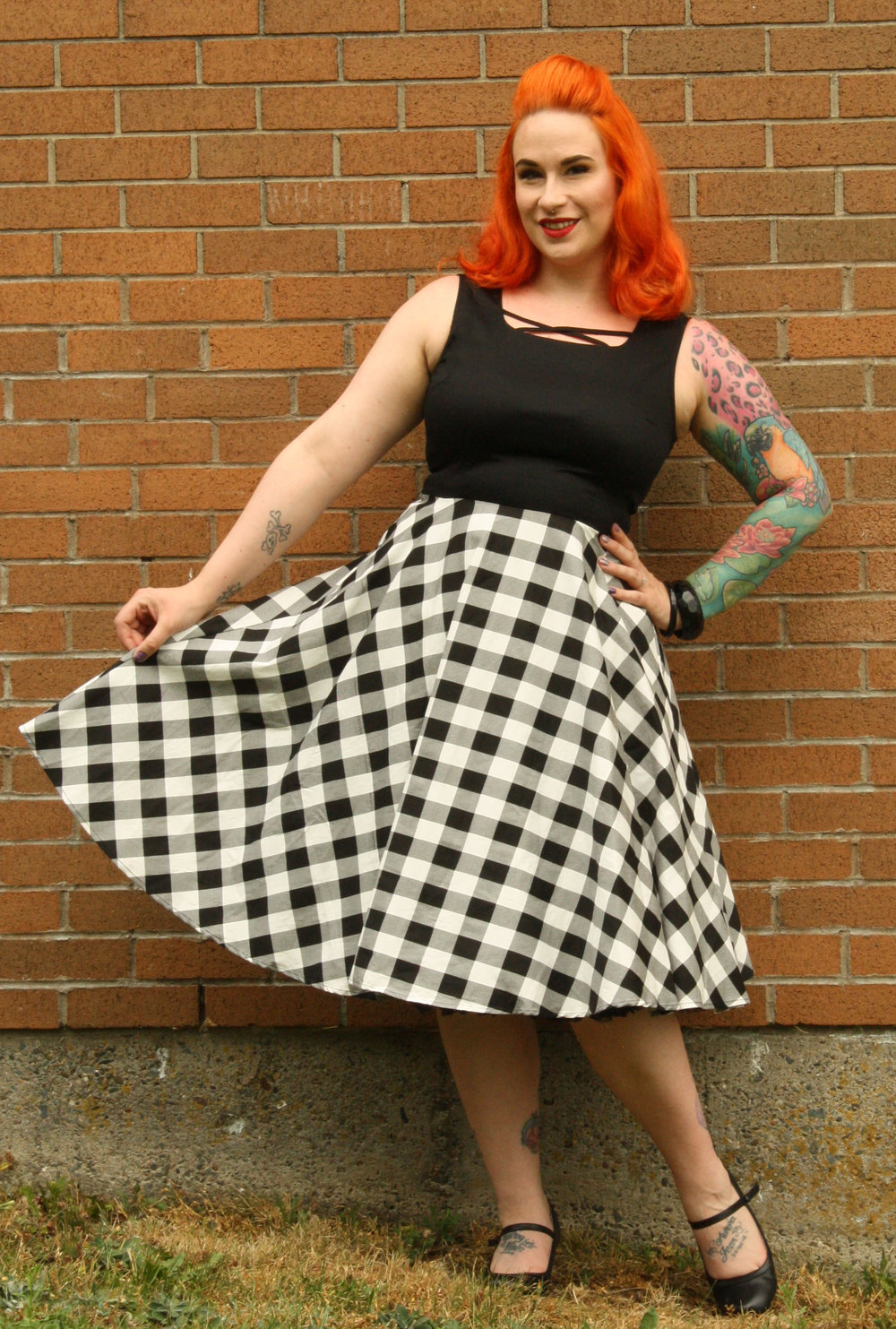 Dresses - Pinup Clothing, Vintage Clothing, Plus Size ...