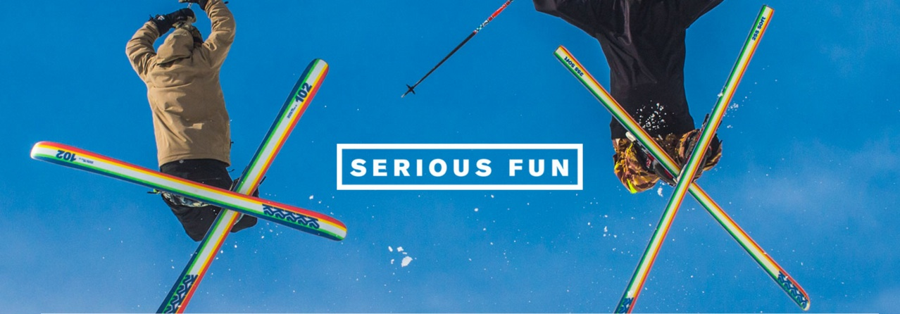 K2 Skis @ Sportworks