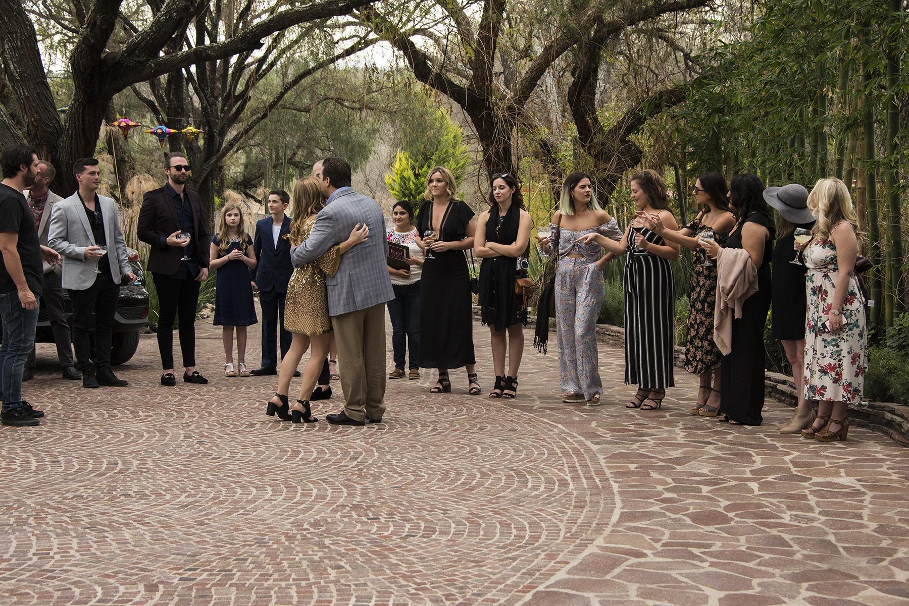 wedding rehearsal party