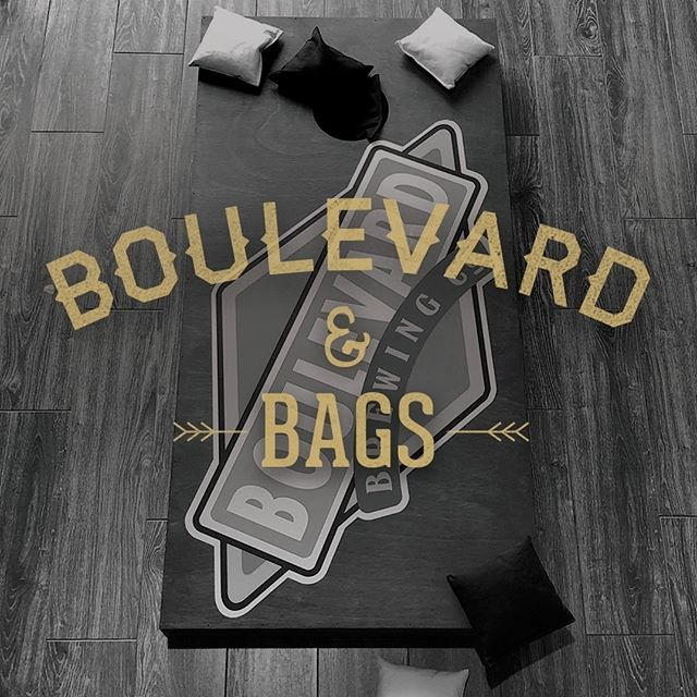 Join us for Boulevard & Bags every Tuesday starting at 3 p.m. Enjoy $2 off Boulevard beers plus our Happy Hour specials! . . . #FlagshipCommons #FoodHall #Omaha