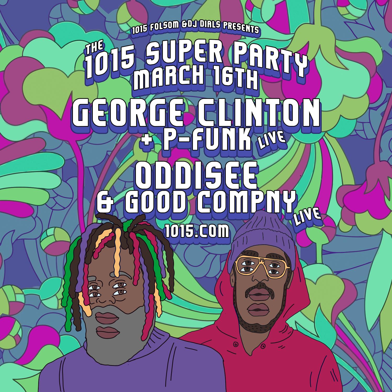 1015 Super Party George Clinton Live Square.png