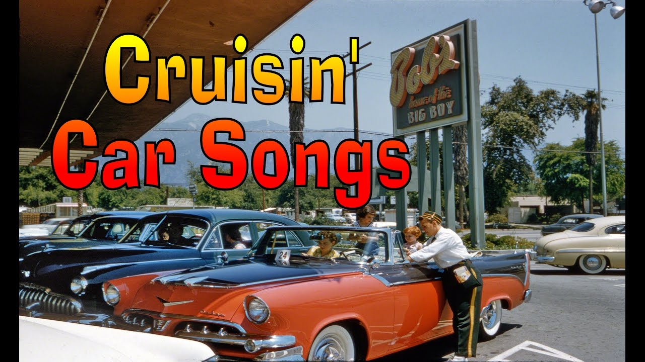 1 Cruisin Car Songs.jpg
