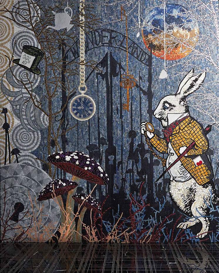 Lithos mosaico