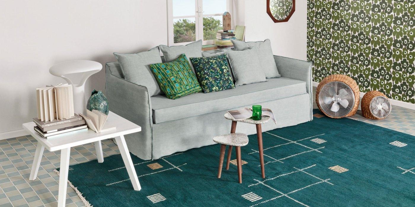 Раскладной диван из коллекции Ghost.jpg