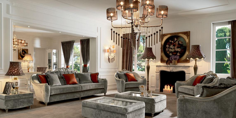 1_Гостинная мягкая мебель классика Romeo Giorgio Casa il Tempo Киев.jpg
