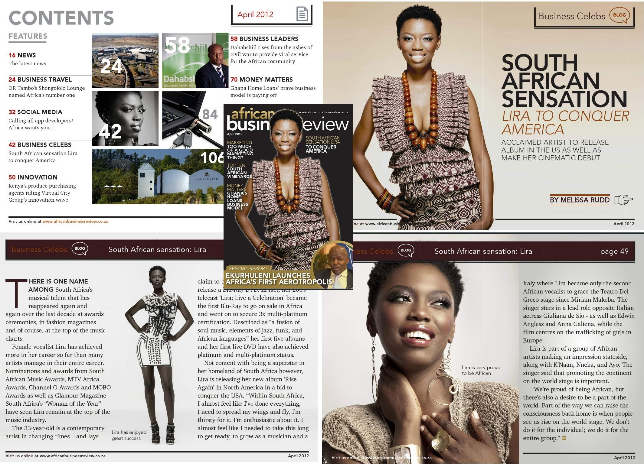 AFRICA BUSINESS REVIEW