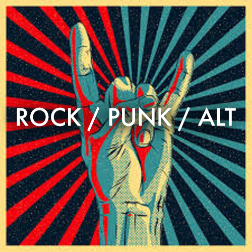 ROCK PUNK ALT