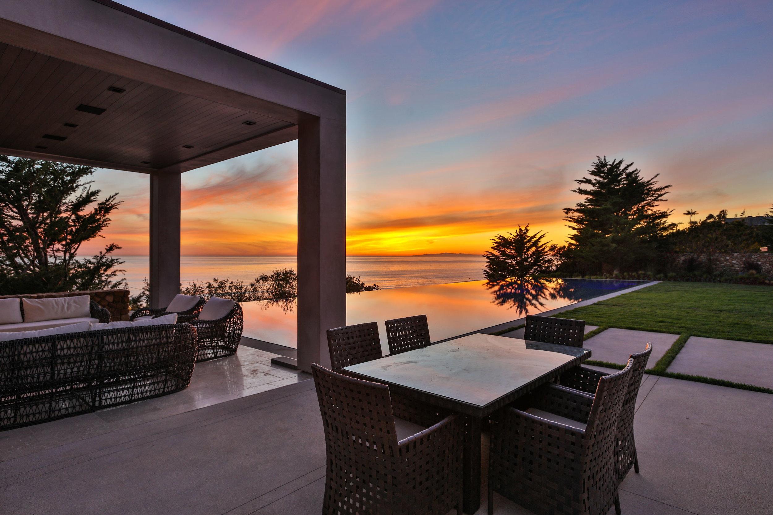 025 pool sunset 11902 Ellice Street Malibu For Sale The Malibu Life Team Luxury Real Estate.jpg