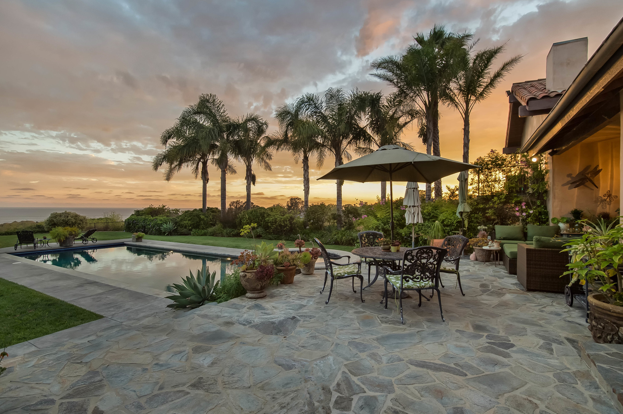 001 pool twilight ocean view 29660 Harvester Road Malibu For Sale The Malibu Life Team Luxury Real Estate.jpg