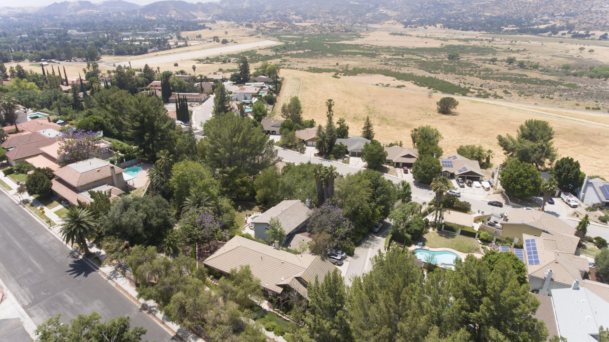 022 aerial 8832 Moorcroft Avenue West Hills For Sale Lease The Malibu Life Team Luxury Real Estate.jpg