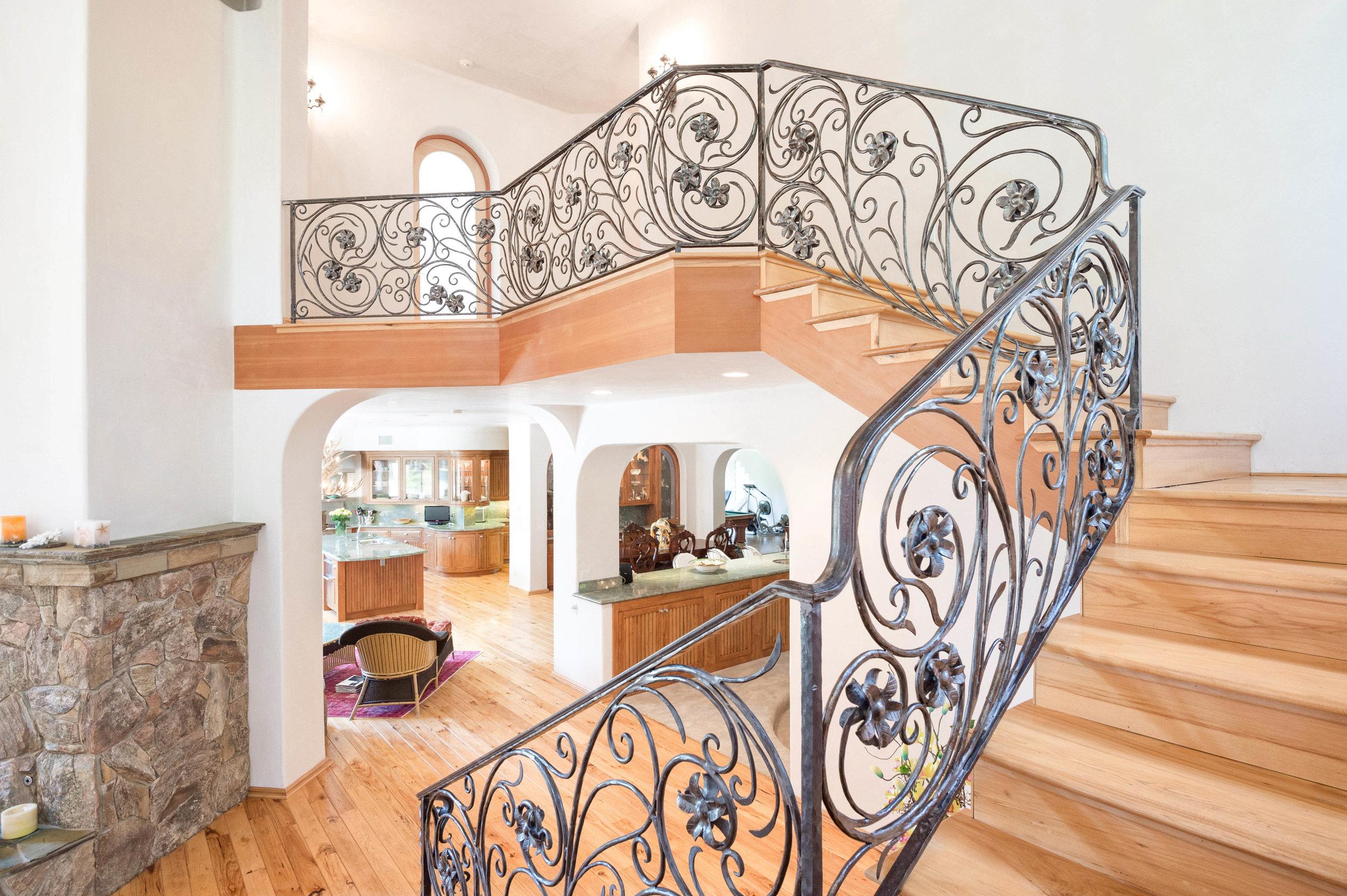 011 stairs 2 6405 bonsall Malibu For Sale The Malibu Life Team Luxury Real Estate.jpg