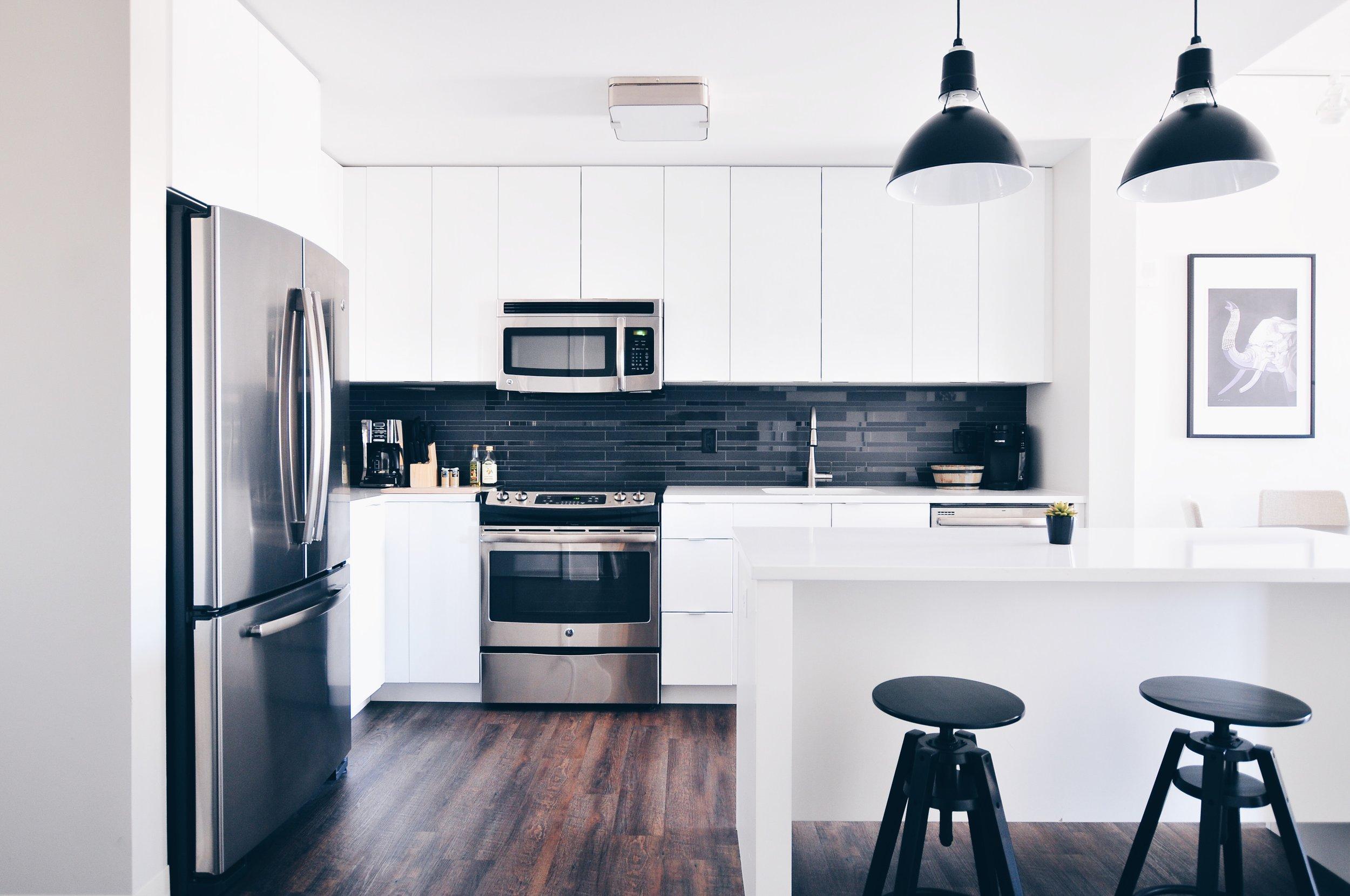 Kitchen Backsplash The Malibu Life Team Real Estate Compass