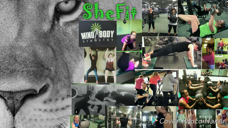 SheFit - all skill levels