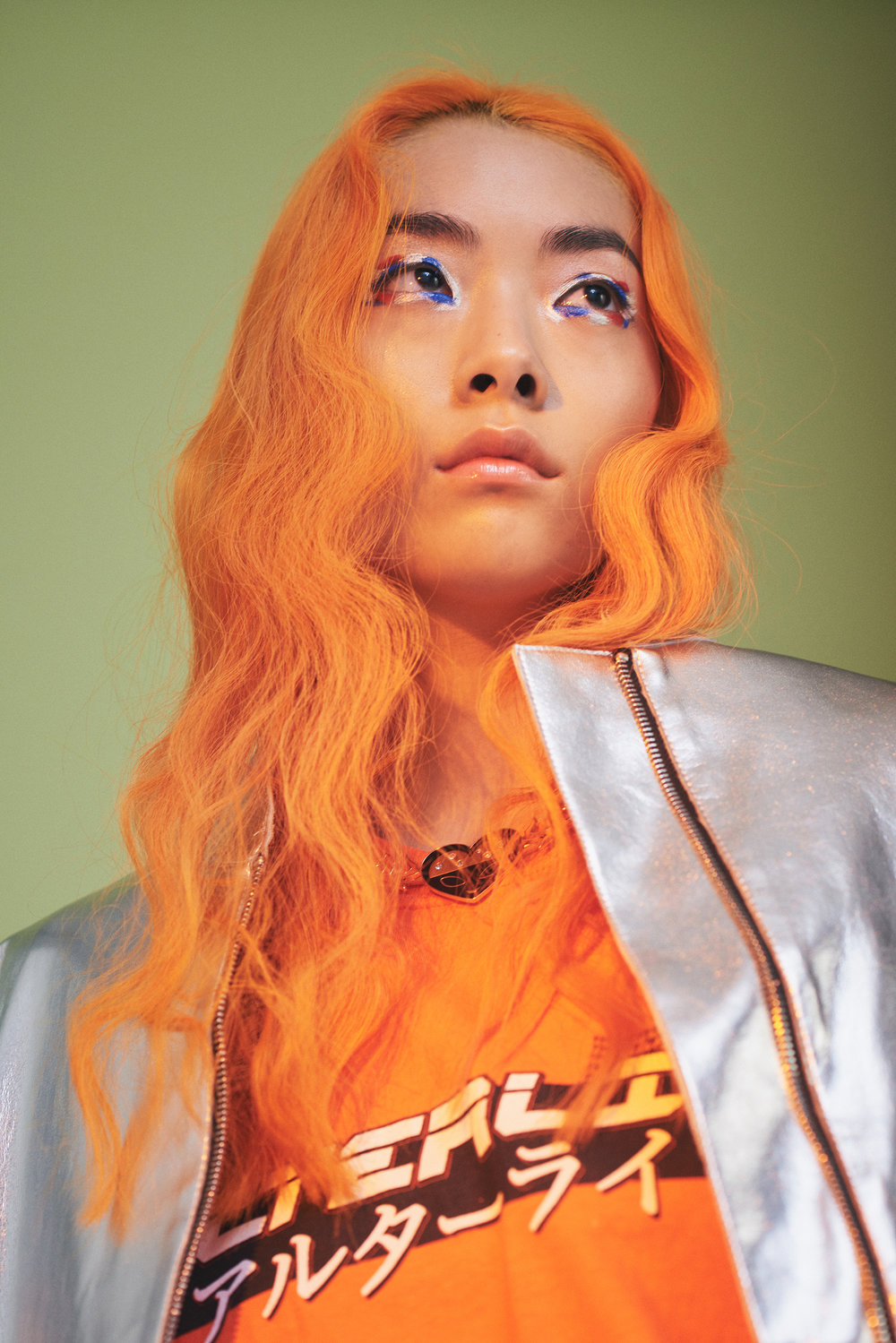 "Rina Sawayama - Rina Sawayama released her debut ""mini"" album, RINA, in 2017 and has taken the pop industry by storm ever since. In 2018, she produced her jaw-dropping singles, ""Cherry"", ""Valentine (What's it Gonna Be)"" and ""Flicker."" It's nearly impossible to listen to Sawayama's music without moving your hips along to the infectious synth-pop beats and sensational lyrics. Pop fans all over are waiting with bated breath to see what's next for her ever-growing discography.Where to start: ""Cyber Stockholm Syndrome"", ""Cherry"", ""Take Me As I Am"""