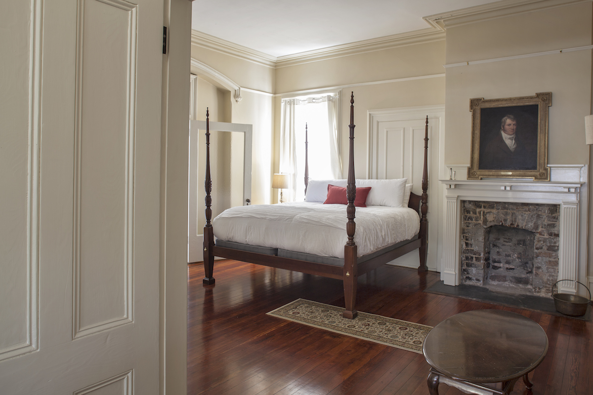 Top Bed and Breakfast Savannah Nichols Suite Bedroom 2.jpg