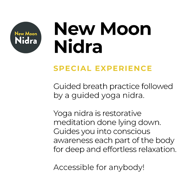 New Moon Nidra
