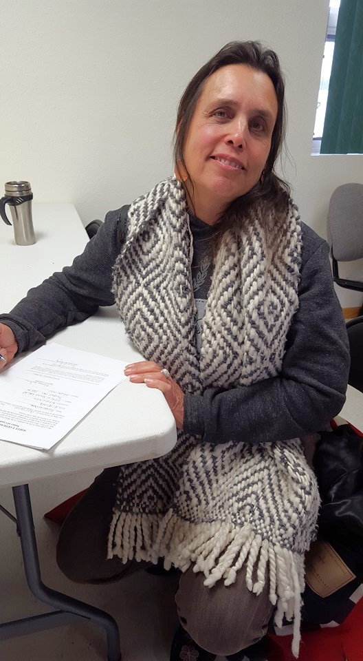 January 19, 2016:  This is me filing for the office of White Earth tribal chairwoman after thirty five years of community organizing. The  Primary is APRIL 5, 2016 !  Get registered. Please. get your ballots and vote for our future Anishinaabeg !