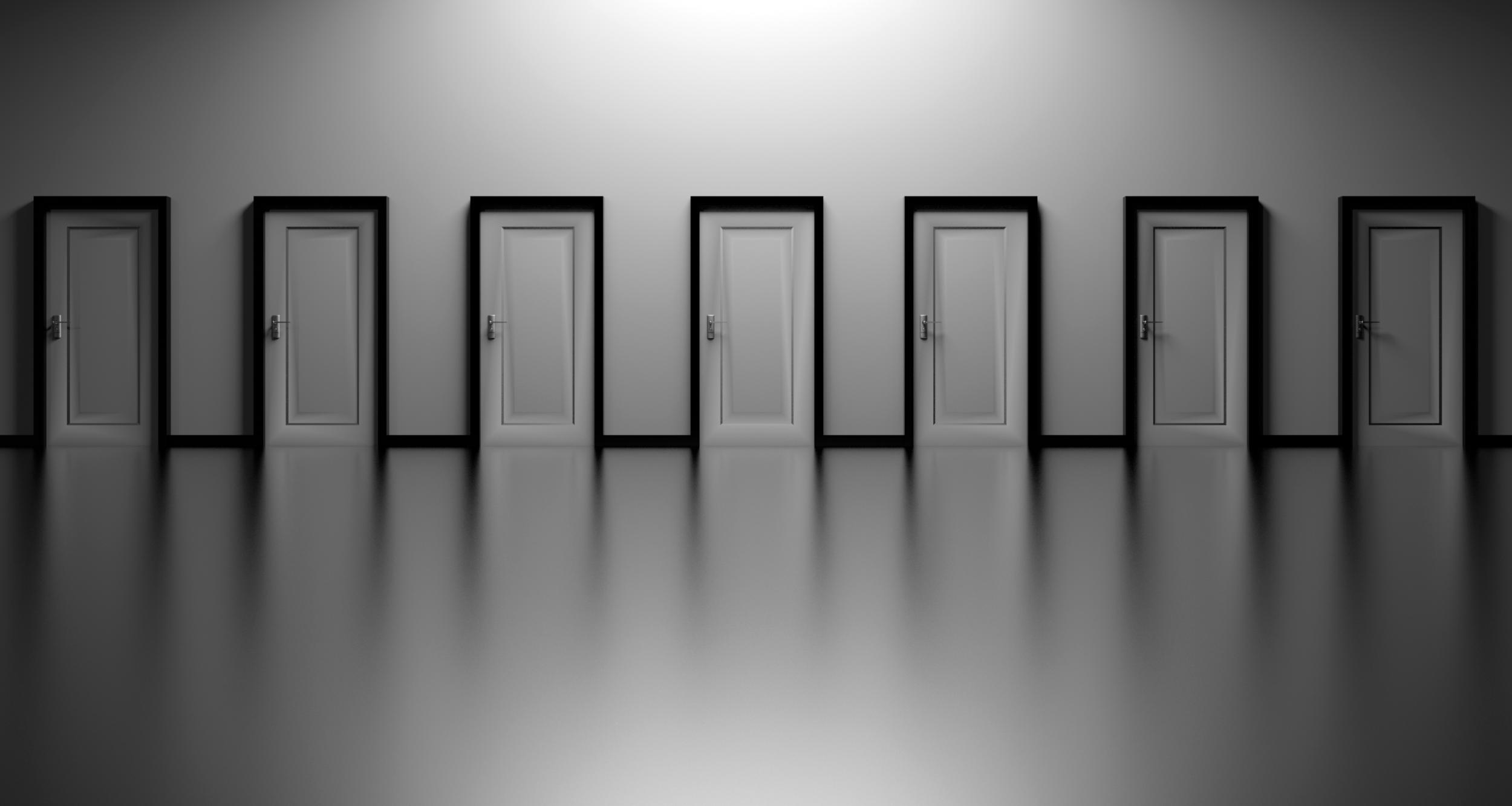 black-and-white-doors-opportunity-277017.jpg