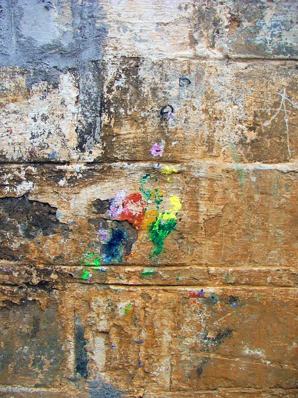 Paint on wall China new 2009jpg