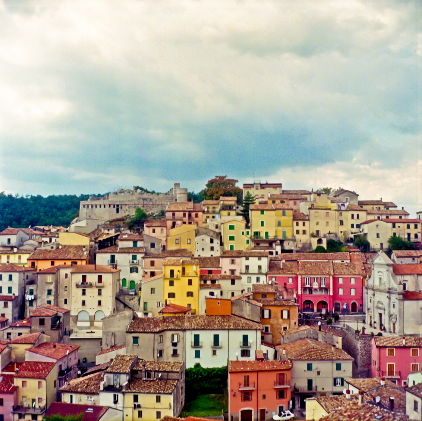 Emma_Sywyj_View_of _a Small . Village_Italy.jpg