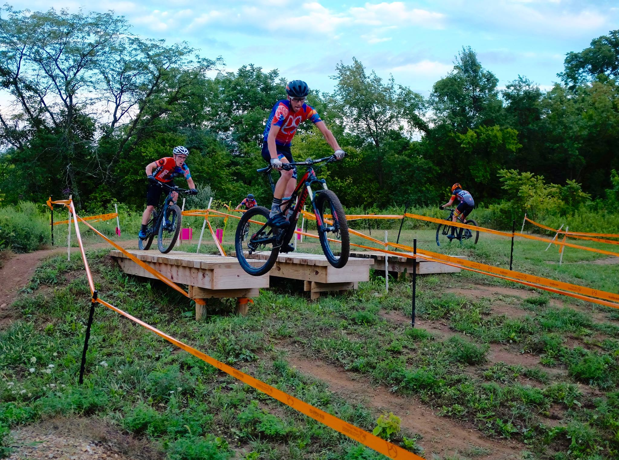 Cap City Collective/COMBO - Short Track Series at Chestnut Ridge MTB Trail.