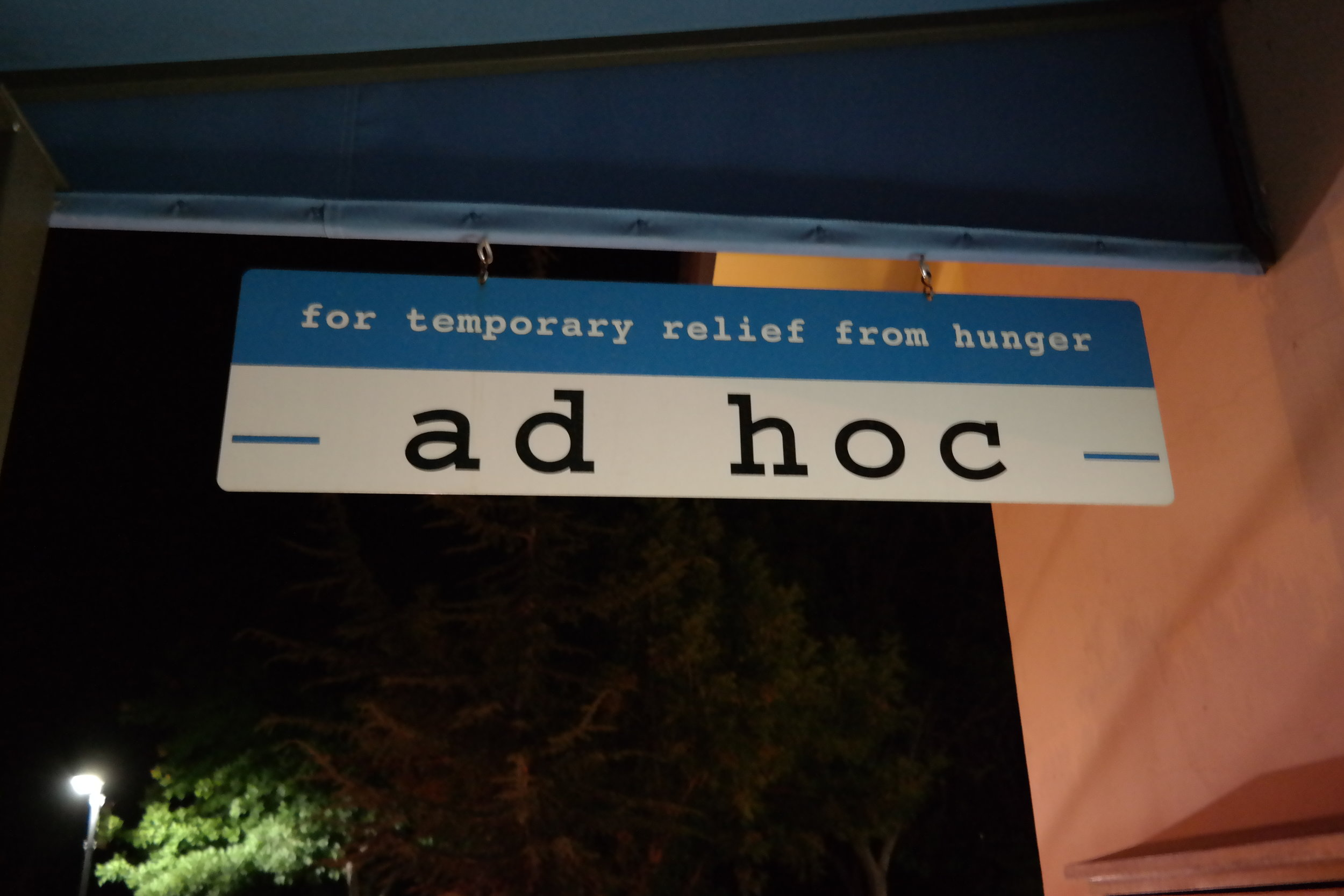 Need to drive back to Napa for a repeat of the flawless meal at Ad Hoc