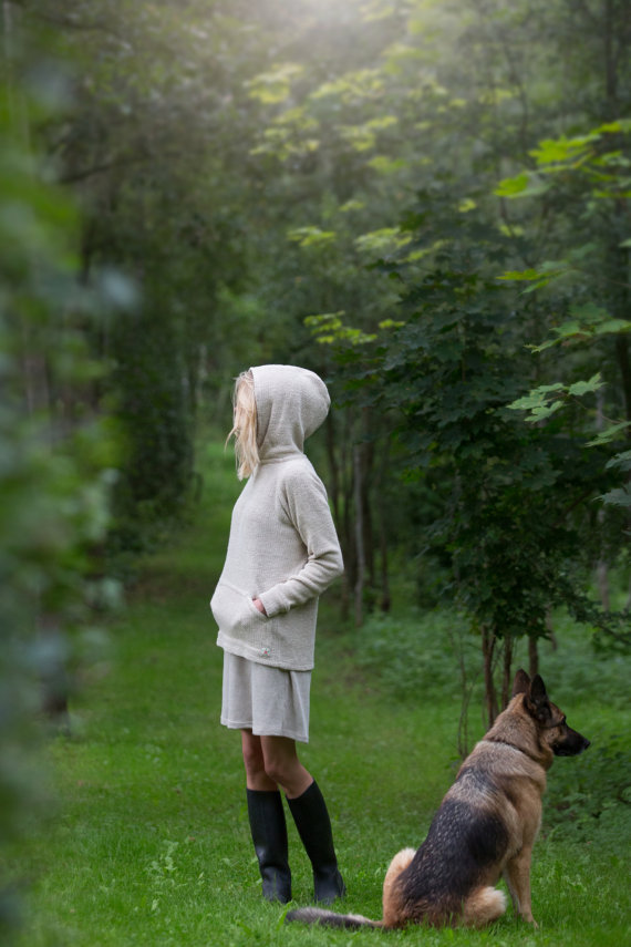 Hemplution - Based out of Polland this small brand launched their Etsy shop just one year ago. The family owned later makes all of their clothes from high quality organic hemp. They offer a small but classic collection of cozy basics for both men and women.