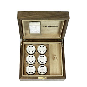 Every Stoners Dream Gift - LIke the humidor for cigars, but for CANNABIS!
