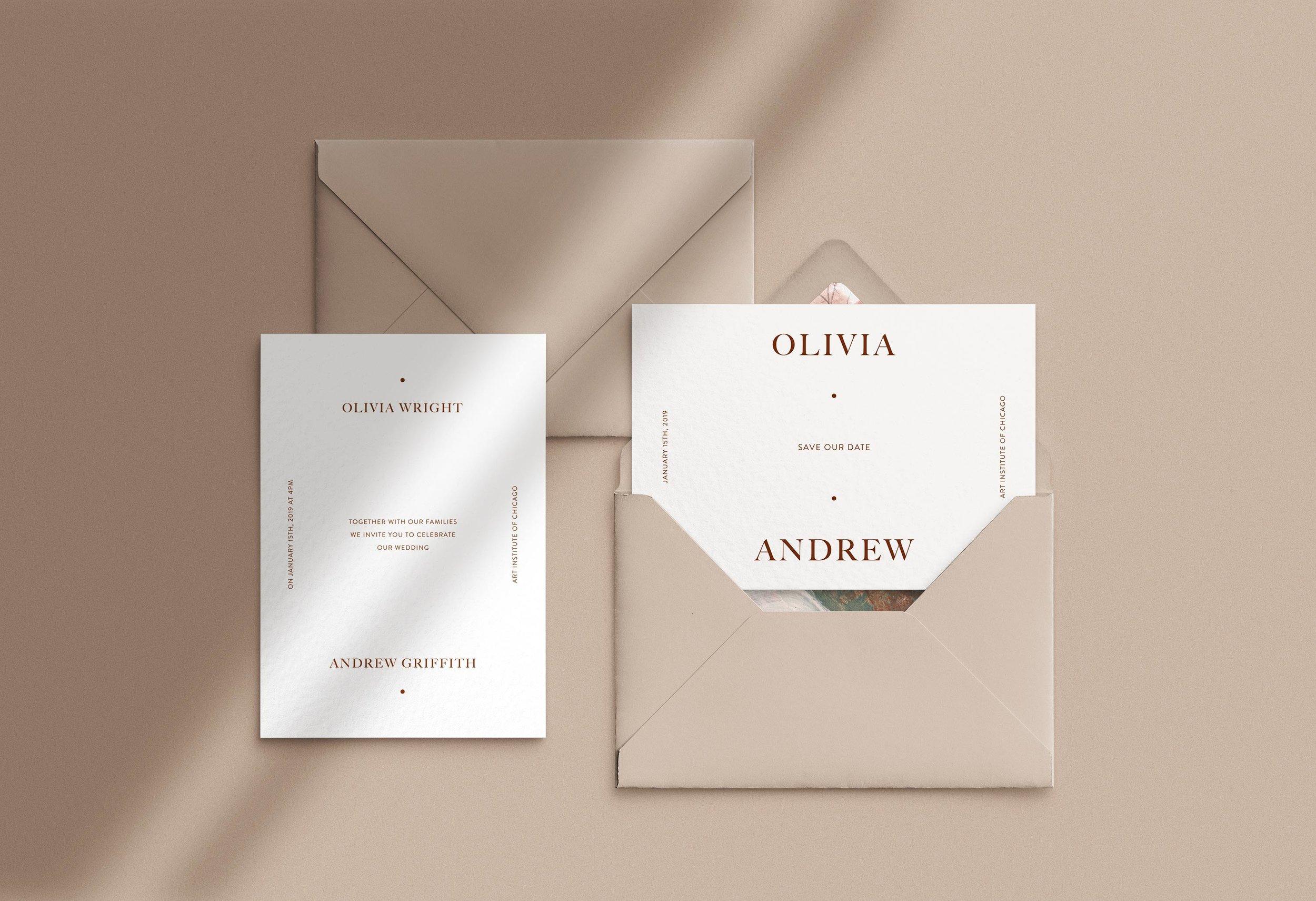 Carta Plena Olivia Suite Detail