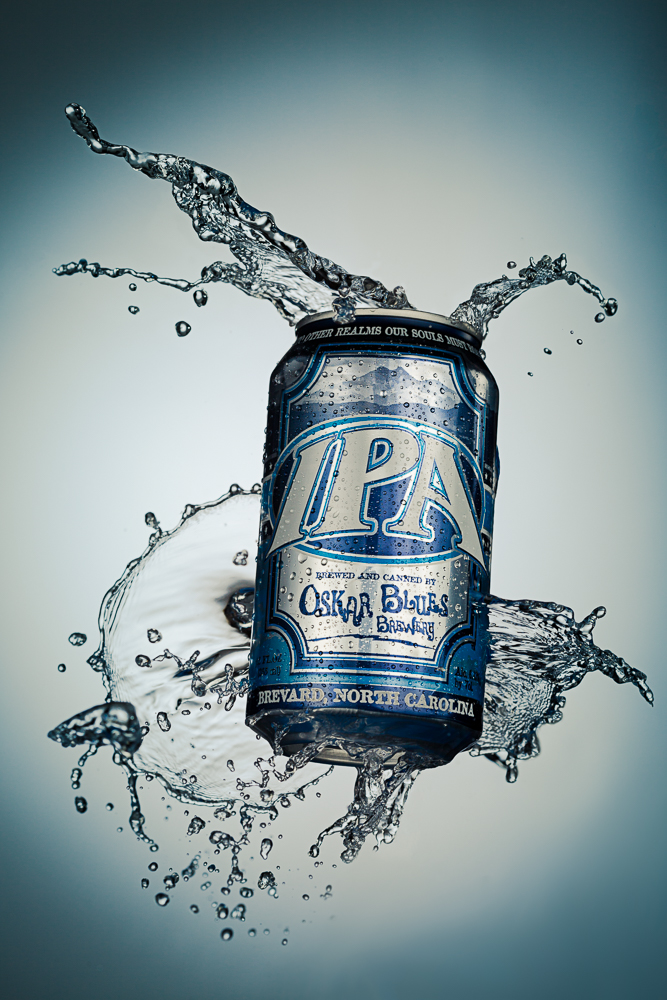 The first craft brewery in the U.S. to can their beer.