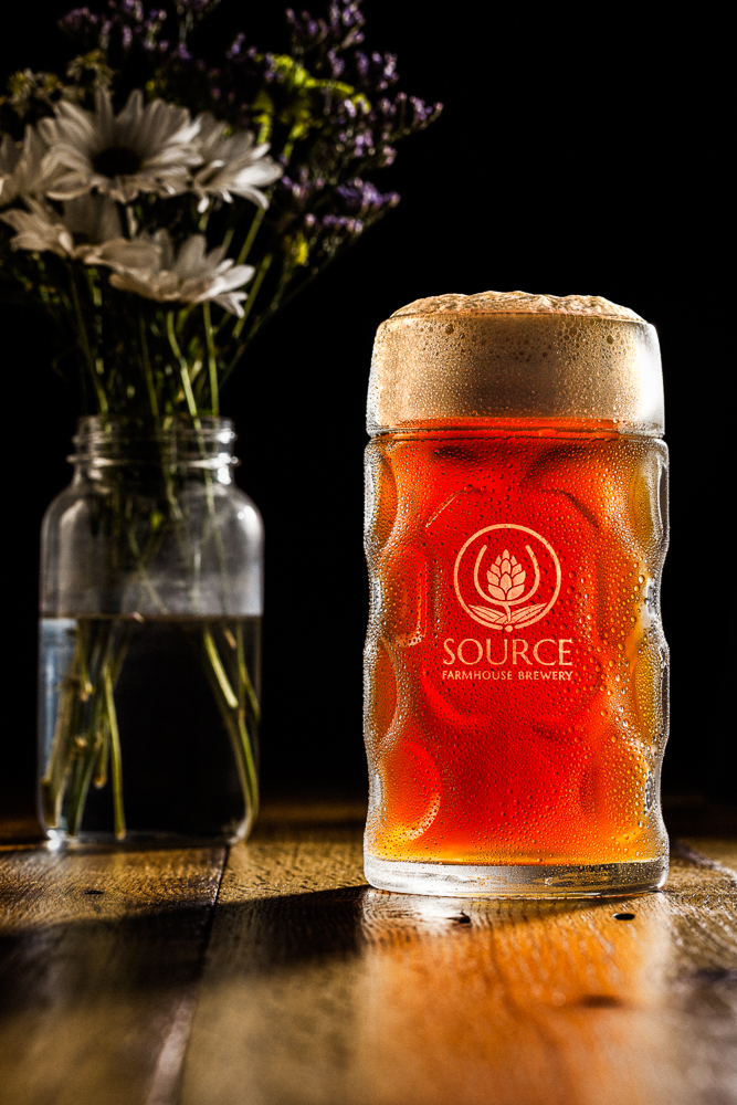 It's the time of year when breweries release their Octoberfest inspired beers.  Source Brewing has released their traditional Marzen to celebrate.  It's a solid interpretation of the classic Octoberfest brew.