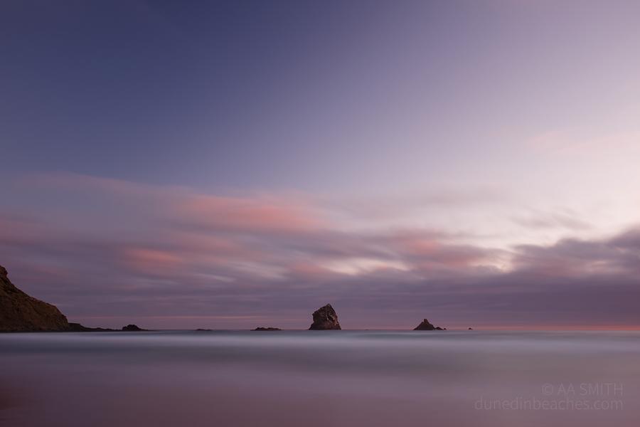 Sandfly Bay Beach
