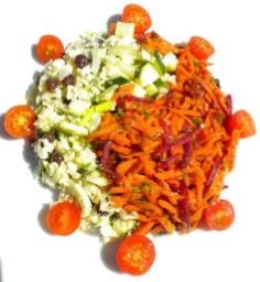 Nutritional balance & cuisine that heals