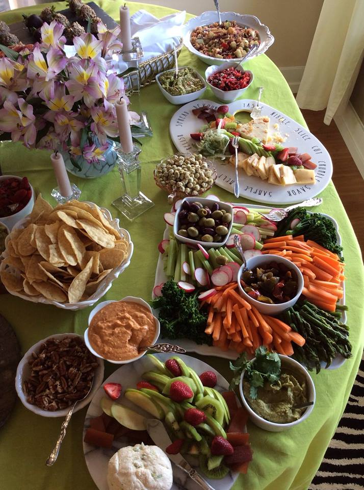 Easter Vegetable Display.jpg