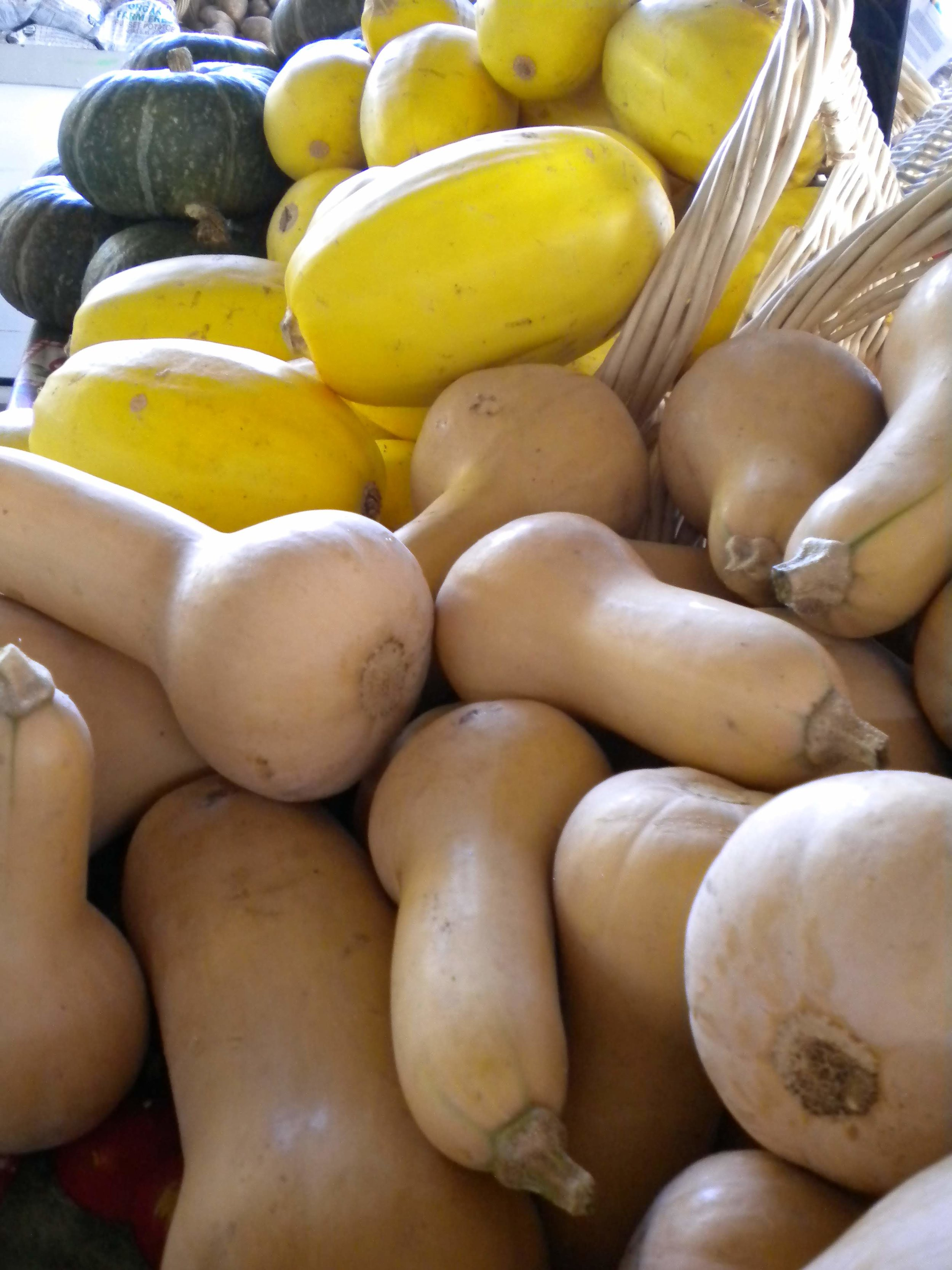 Butternut and More