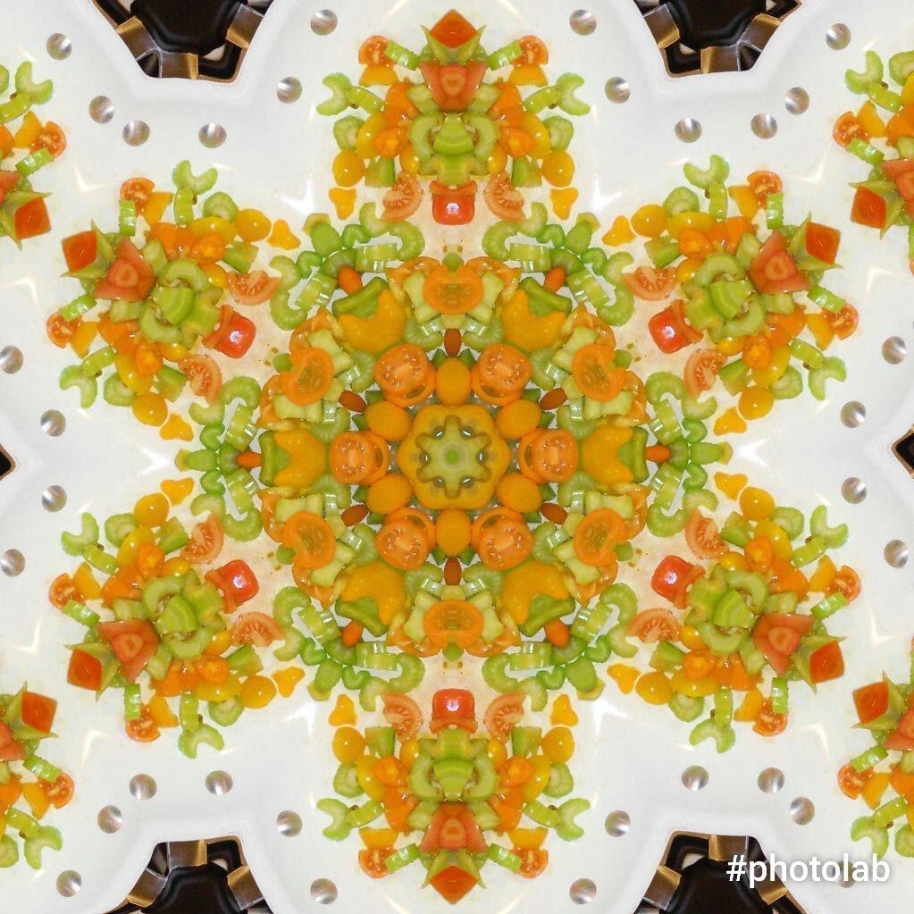 Mandala Stir-fry