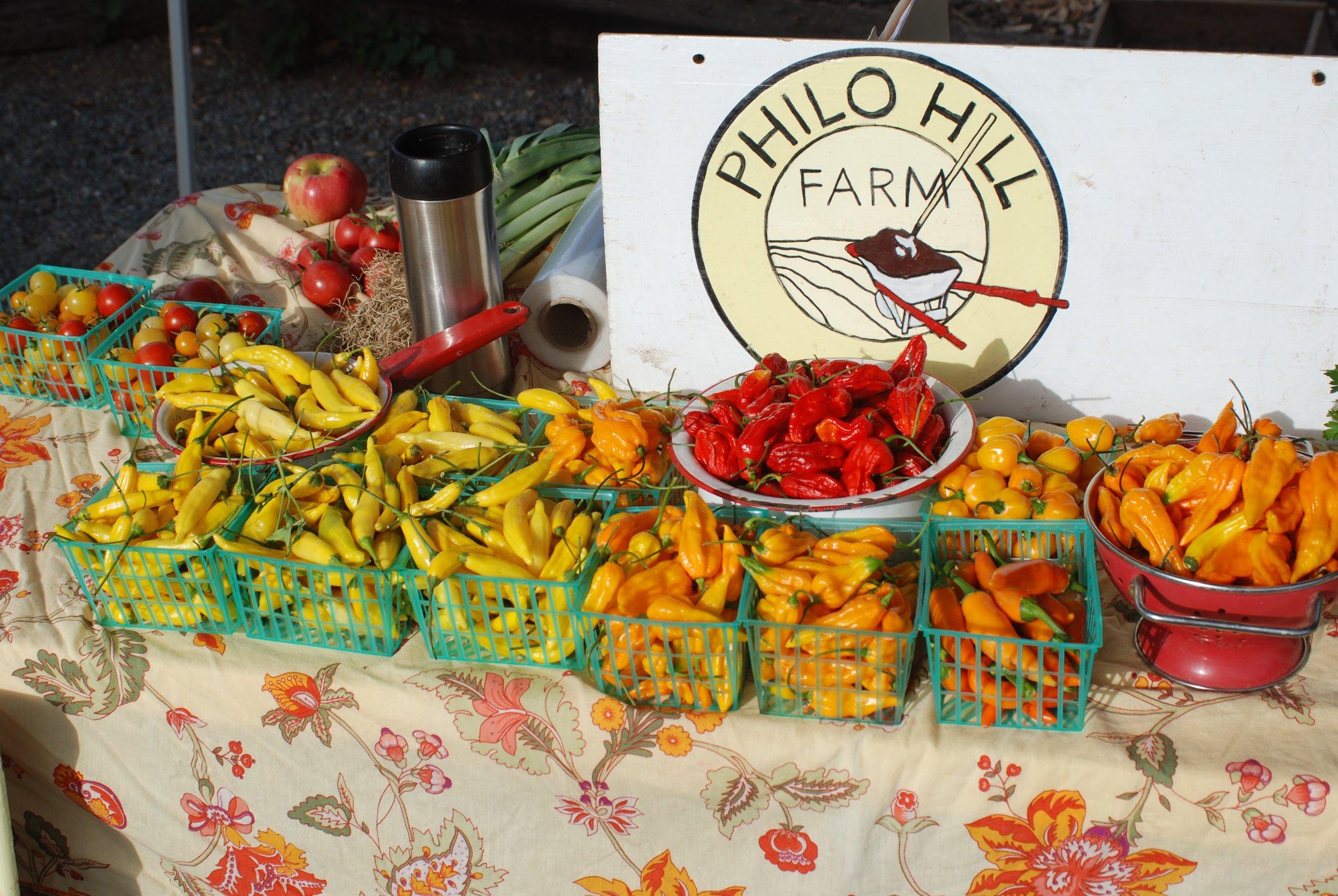 produce peppers table full.JPG