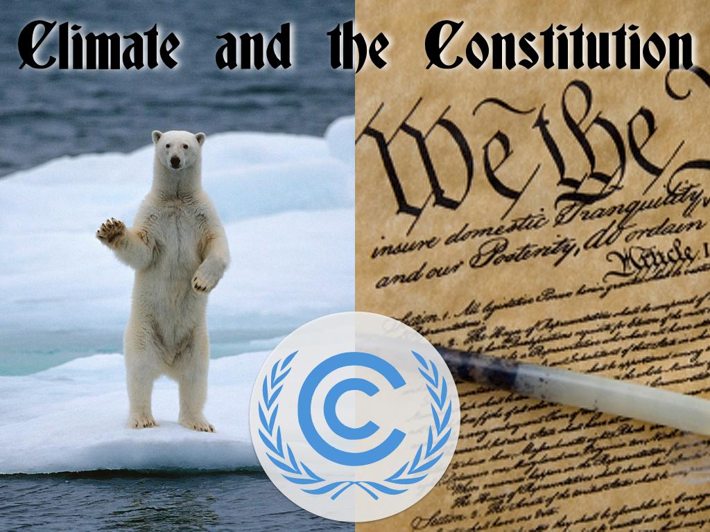 ClimateAndTheConstitution